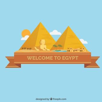 Bem-vindo ao Egito