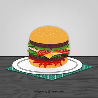 Big burger