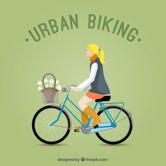 Biking Urban