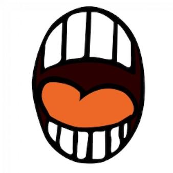 boca aberta