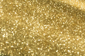 Bokeh de ouro