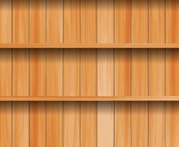 Borda de madeira