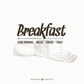 Pão e café da manhã