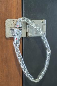 Cadeado com código