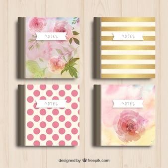 Cadernos encantadoras
