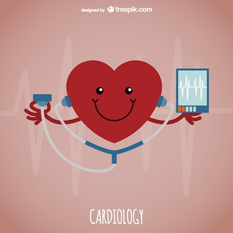 Cardiologia vector