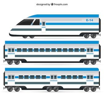 Carros de trem