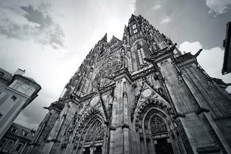 Catedral de São Vito em Praga.