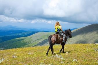 Cavalgando