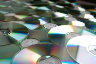 CD-ROM, queimando