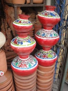 cerâmica, handmade, item