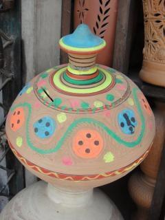 Cerâmica, barro artesanal,