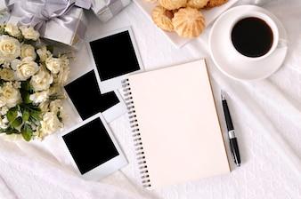 chá da tarde em um casamento