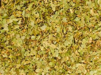 Chá de ervas orgânicas