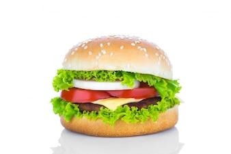 Cheeseburger delicioso