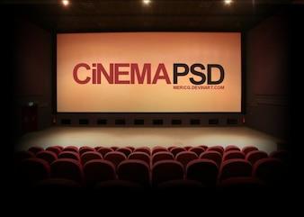 cinema psd
