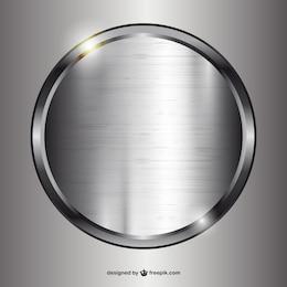 Círculo feito de metal