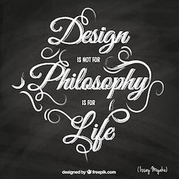 Citações no estilo caligráfico