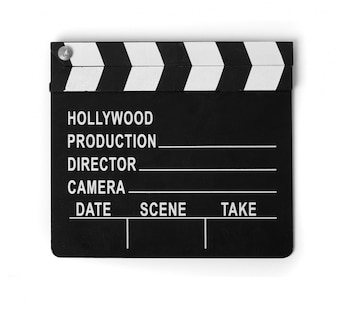 Clapperboard cinema