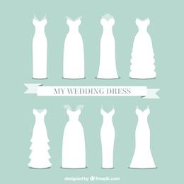 Coleção vestidos de noiva