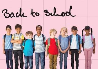 Compreensão rosa dedo educação apresentação