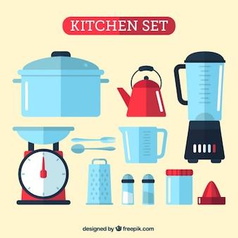 Conjunto de cozinha