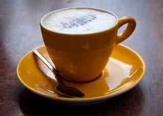 copo de bebida de café