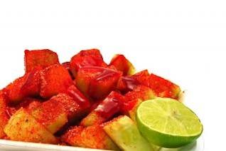 coquetel de frutas