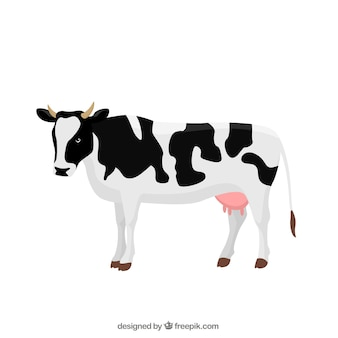 Cow ilustração
