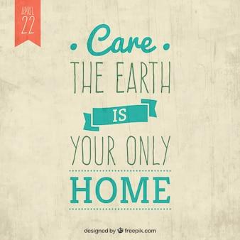 Cuidar da terra