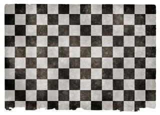 damas bandeira xadrez grunge