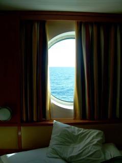 De manhã no mar