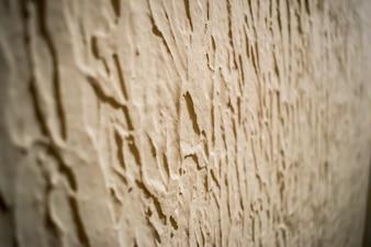 Decoração de parede interior. Linhas abstratas da parede espanhola.