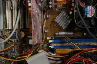 Dentro de um computador