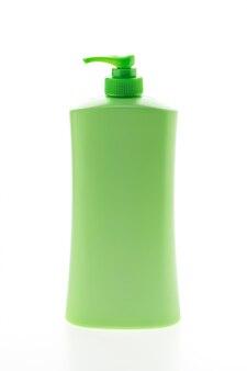 Depósito de sabão líquido verde