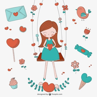 Desenhos Amor
