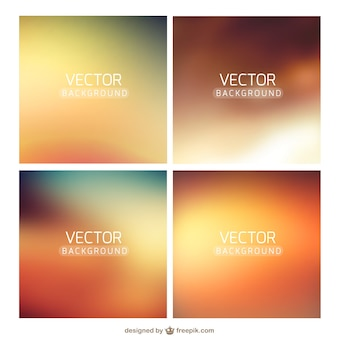 Desfocar o fundo vector set