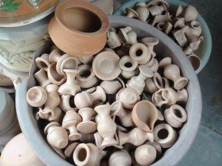 design de cerâmica, trabalhada