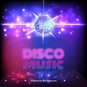 Disco de música