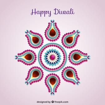 Diwali fundo bonito
