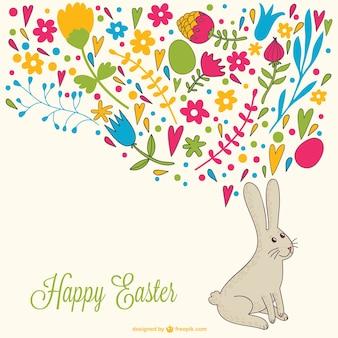 Easter desenho vetorial