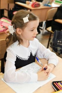 educação escolar menina