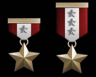 emblema refinado e prático psd material em camadas