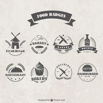 Emblemas Food