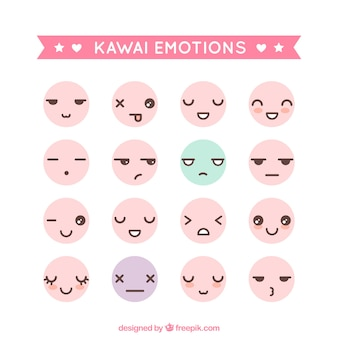 Emoticons Kawai