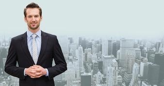 Empresário de transporte de gestão de ocupação industrial