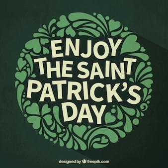 Aproveite o dia Saint Patricks