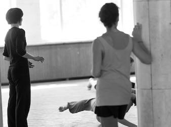 Escola internacional de dança de verão