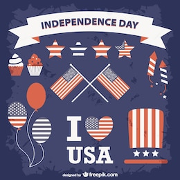 Estados unidos set dia da independência