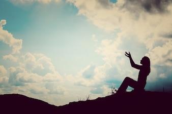 Estresse pedir depressão católica confiança